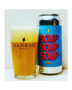 Garage - Soup Soup Soup 44 cl.