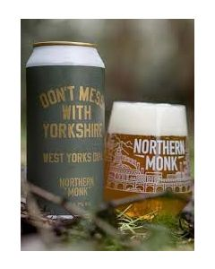 Northern Monk - Don´t Mess with Yorkshire 44 cl.