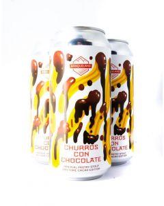 Basqueland Brewing - Churros Con Chocolate 44 cl.