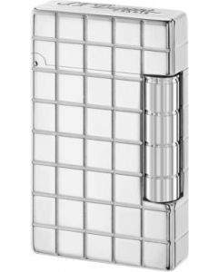 "Dupont ""Initial"" flint lighter (chrome)"