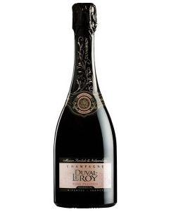 Duval-Leroy, Rosé Préstige 1. cru Brut, 37,5 cl.
