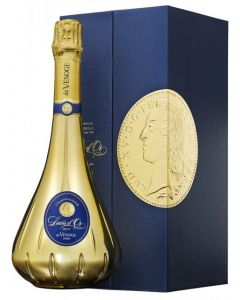 De Venoge, Louis d'Or 1996 Brut, 75 cl.