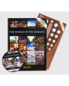 The World of the Habano Bog med cd