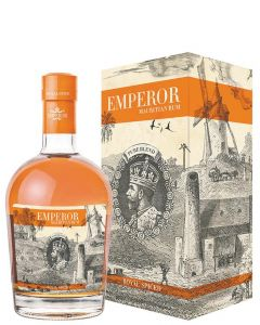 Emperor, Royal Spiced, 40% 70 cl.