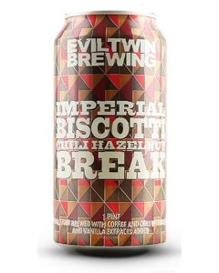 Evil Twin - Imperial Biscotti Chili Hazelnut Break 44 cl.