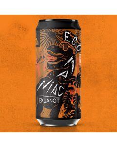 Mad Scientist - Egomaniac Ekuanot 44 cl.