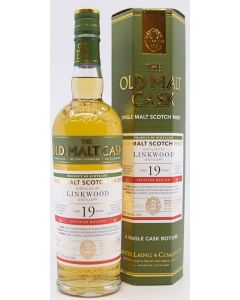 The Old Malt Cask, Linkwood 19 Years, 50% 70 cl.