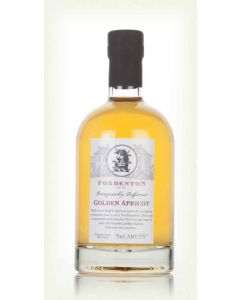 Foxdenton, Golden Apricot, 70 cl. 17,5%