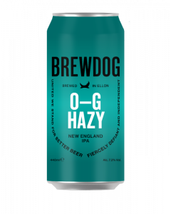 Brewdog - O-G Hazy 44 Cl.