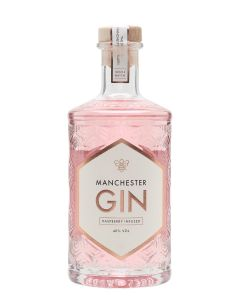 Manchester Gin, Raspberry Infused, 40% 50 cl.