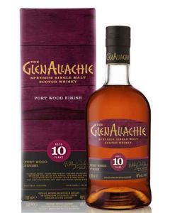 Glenallachie, 10 Y.O. Port Cask Finish, 48% 70 cl.