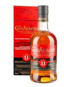 GlenAllachie, 11 Y.O. PX. Sherry Cask Finish, 48% 70 cl.