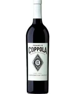 Francis Ford Coppola Winery, Cabernet Sauvignon Diamond Collection 2016, 75 cl.