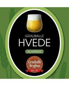 Grauballe Bryghus - Hvede 50 cl.