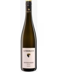 Gunderloch Rothenberg Auslese 2010