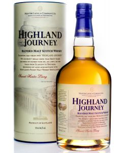 Highland Journey Blended Malt 70 cl.