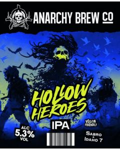 Anarchy Brew - Hollow Heroes 44 cl.