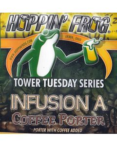 Hoppin´ Frog - Infusion A 33 cl.