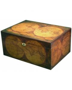 Humidor Old World til ca. 100 cigar