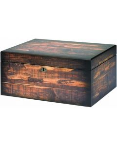 Reclaimed Wood Humidor 100 stk.