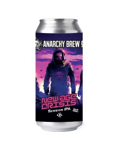 Anarchy Brew - New Age Crisis 44 cl.