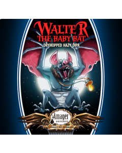 Amager Bryghus - Walter the Baby Bat 33 cl.