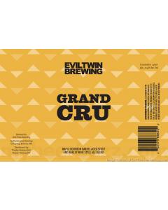Evil Twin Brewing - Grand Cru 44 cl.