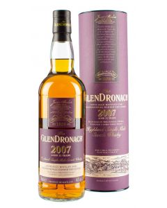 GlenDronach 2007, 11 Years Old, 46% 70cl.