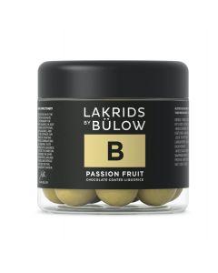 B - PASSION FRUIT, Lakrids By Bülow 125g