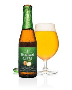 Lindemans - Apple Lambic Beer 25 cl.