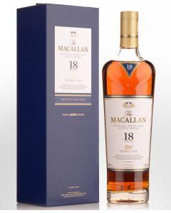 MacAllan, 18 Y.O. Double Cask, 43% 70 cl.