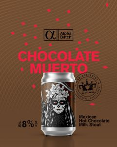 Mad Scientist - Chocolate Muerto 33 cl.