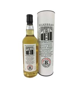 Kilkerran, 8 Years Cask Strenght, 56,2% 70 cl.