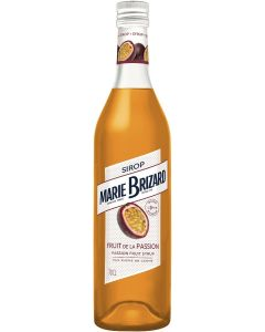 Marie Brizard, Passionsfrugt sirup, 70 cl.
