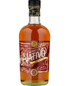 Auténtico Nativo, Over Proof Rum, 54% 70 cl.