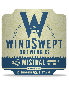WindSwept - Mistral 33 cl.