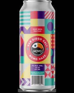Novo Brasil Brewing Co. - Momo Haze 47,3 cl.