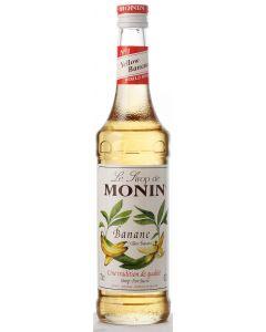 Monin, Banan gul sirup, 70 cl.