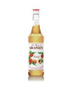 Monin Fersken sirup, 70 cl.