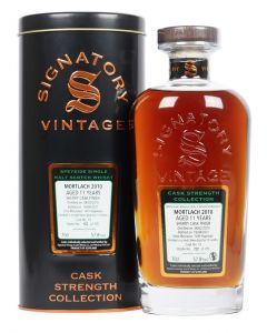 Signatory Vintage, Mortlach 2010, 11 Years Sherry Cask finish, 57,8%