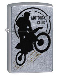 Zippo Motorbike club design