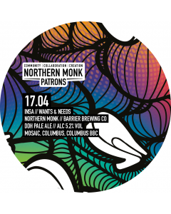Northern Monk - Wants & Needs 44 cl.
