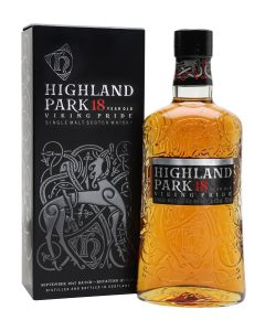 Highland Park 18 years, 70 cl. 40%