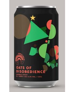People Like Us - Oats of Disobedience 33 cl.