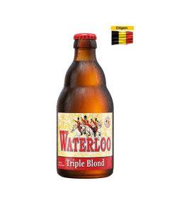 Waterloo - Triple Blond 33 cl.