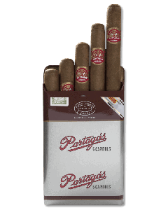 Partagas Capitols Tin box med 5 stk.