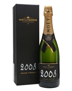 Moët & Chandon, Vintage 2008, 75 cl.