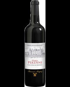 Croix de Pérenne, Blaye Côtes de Bordeaux 2018, 75 cl.
