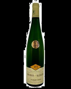 Huber & Bléger, Pinot Gris 2017, 75 cl.