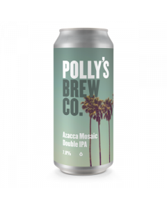 Polly´s Brew Co. - Azacca Mosaic 44 cl.